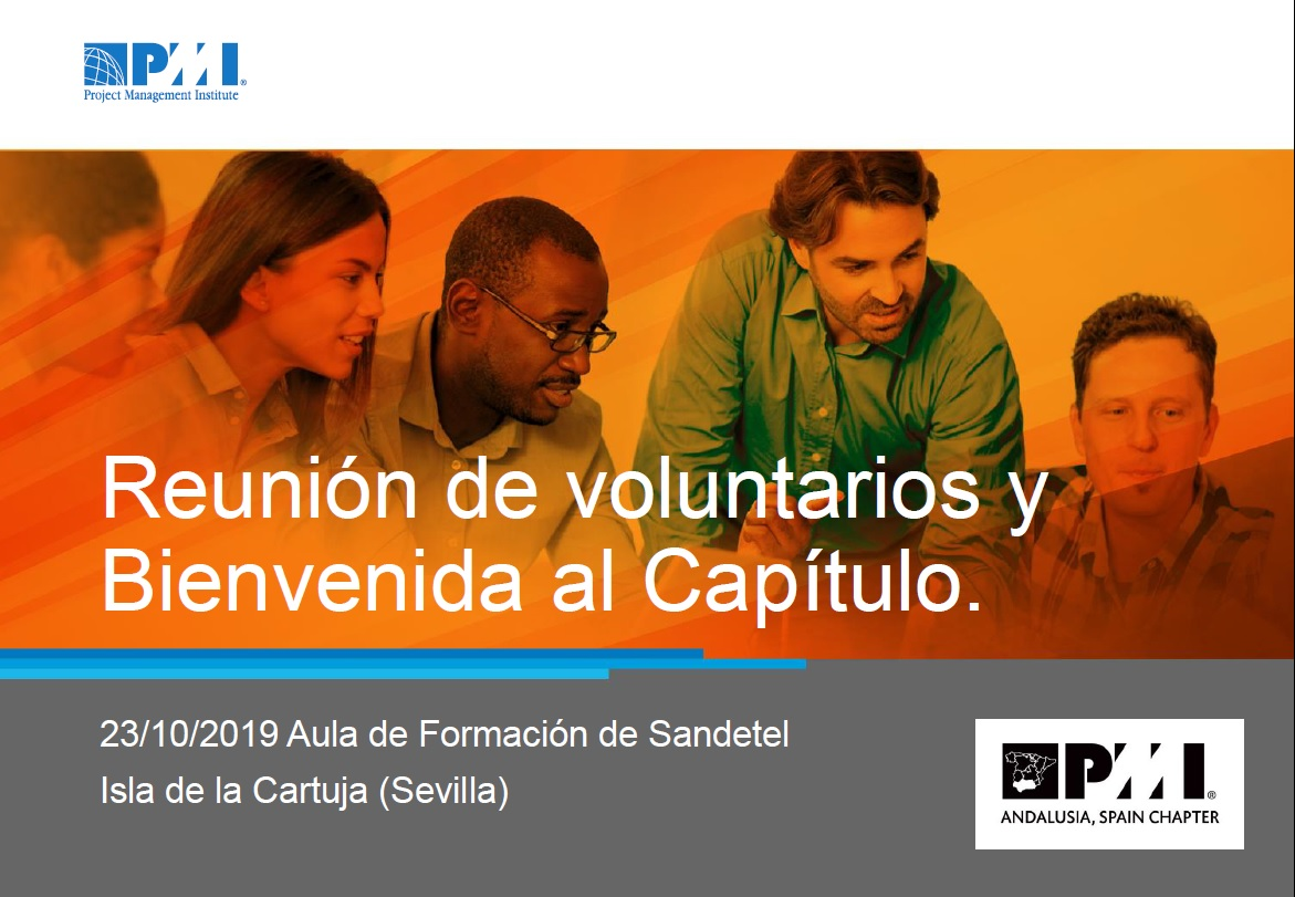 cartel reunion voluntarios